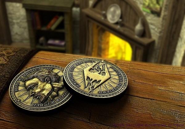 Старинные монеты нас познакомили