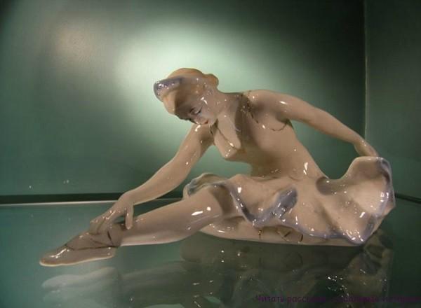 Жизнь балерины - балет белых бакенбард