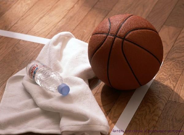 Баскетболист и постельный режим