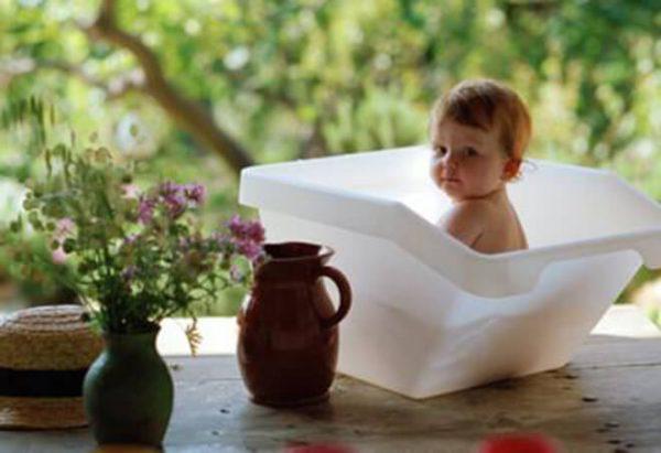 Травы для купания новорожденных и детей постарше