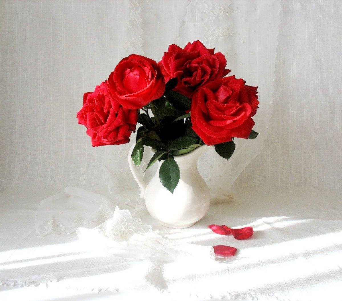 Как привить розу из букета
