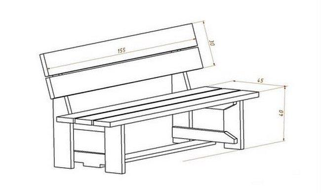Мебель своими руками удачные самоделки фото чертежи