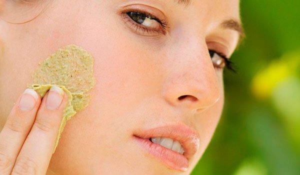 Растительная маска для лица – ТОП-7 рецептов в домашних условиях