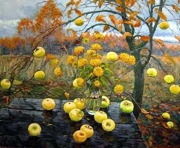 Осенняя подкормка яблони чем и как лучше удобрить на зиму