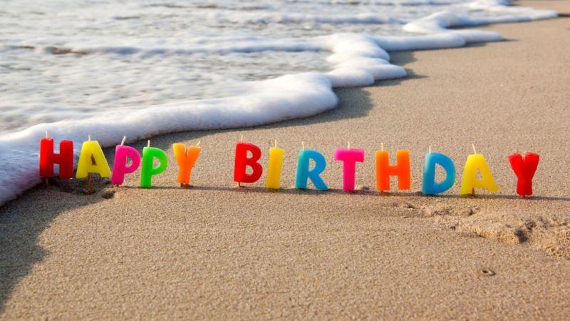 Пожелания на День рождения короткие и прикольные фразы
