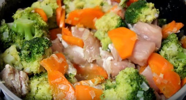 рецепты из брокколи заготовки на зиму
