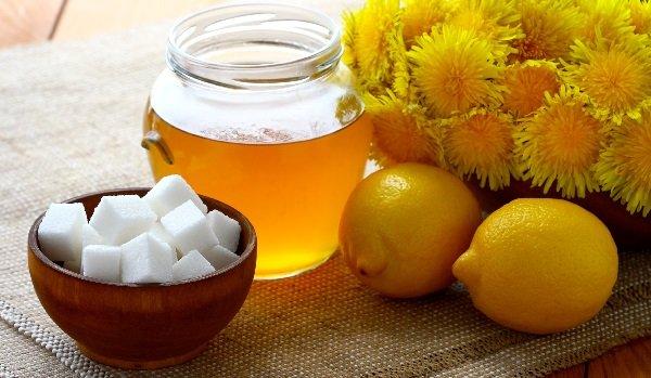 Мед вместо сахара или как заменить сахар медом