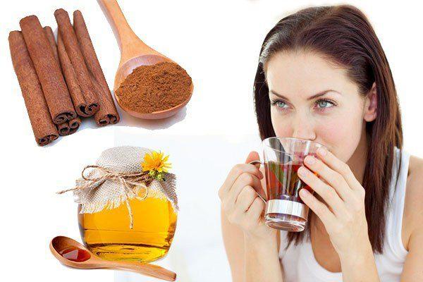 Напиток мед с корицей для похудения рецепт и отзывы