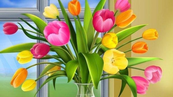Лунный календарь посева цветов в марте 2019 года
