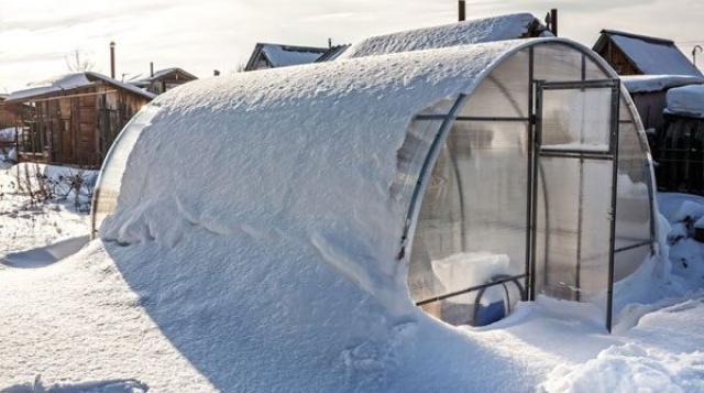 Подготовка теплицы к зиме советы дачников, этапы и прочие нюансы