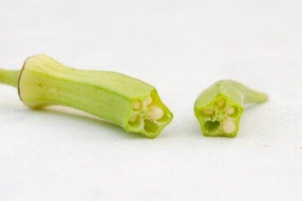 Бамия - выращивание, посадка и уход, как ее едят?