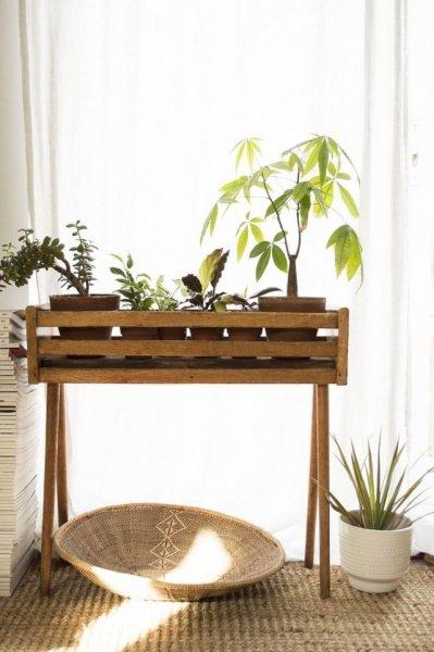 Цветочные ящики и варианты размещения растений для интерьера с фото и видео