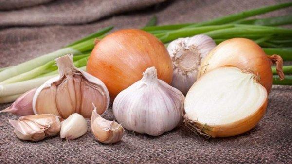 Как сохранить лук и чеснок на зиму в домашних условиях до весны?