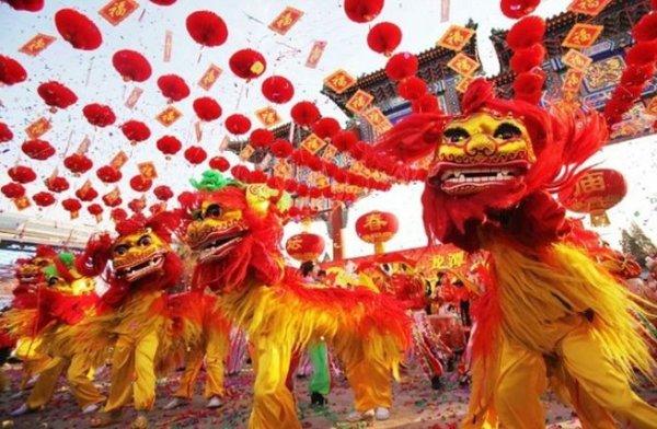 Китайский новый год 2019 когда начинается и заканчивается