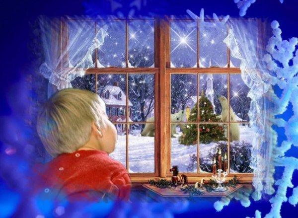 Стихи на Рождество Христово 2019 для детей короткие