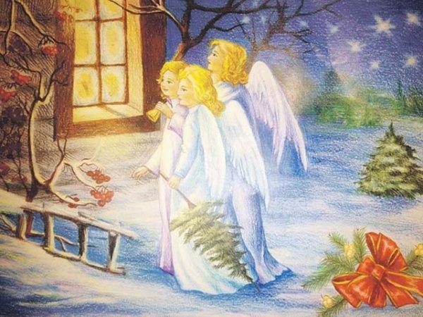 Рождество Христово история, традиции и обычаи празднования в России