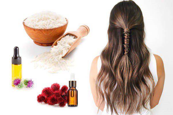 Приготовление масок для волос с репейным маслом в домашних условиях