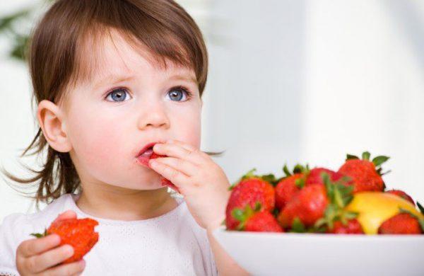 Причины появления пищевой аллергии у детей