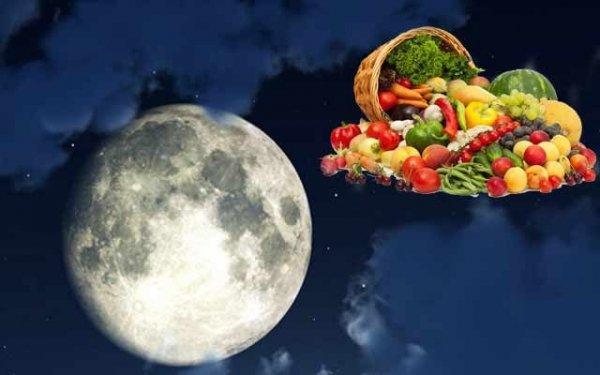 Убывающая луна в июне 2019 г когда с какого числа?